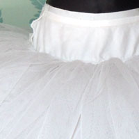 10 layer flat tutu, Northern college of Costume